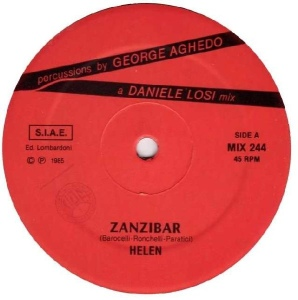 "An image taken from the Italian release of ""Zanzibar."""