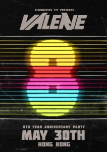 Valerie Turns 8
