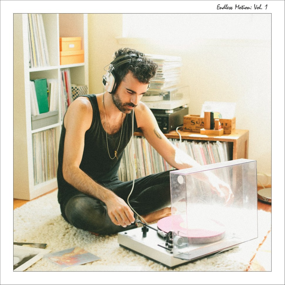 Album cover for Geographer's Endless Motion, Vol. 1